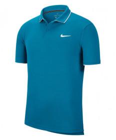 Nike Men's Court Dry Team Polo-Neo Turquoise 939137-425