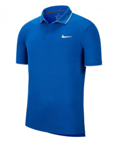 Nike Court Dry Team Polo-Game Royal 939137-480