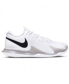 Nike Men's Court Air Zoom Vapor Cage 4-White-Black CD0424-107