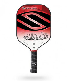 Selkirk Amped Epic Pickleball Paddle Mid Red 1395