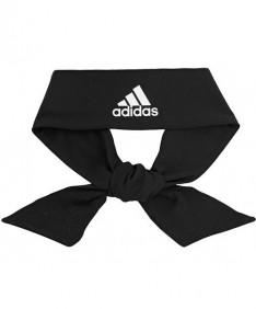 Adidas Alphaskin Tie Headband Black 5147633