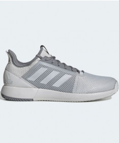 Adidas Men's Adizero Defiant Bounce 2 Shoes Grey EF0571