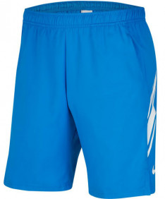 Nike Men's Court Dry 9  Inch Shorts Signal Blue 939265-403