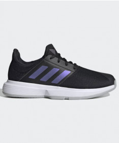 Adidas Women's Game Court Shoes Black/Grey FY3378