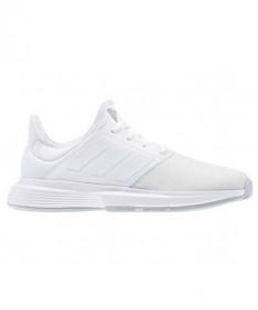 Adidas Women's Game Court Shoes White EG2016