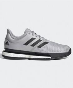 Adidas Men's SoleCourt Bounce Shoes PrimeBlue EG7693