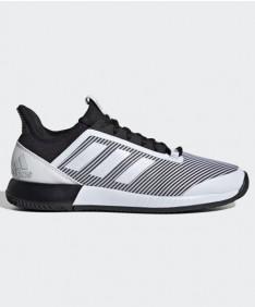 Adidas Defiant Bounce 2 Shoes White / Black EH0952