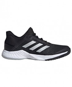 Adidas Adizero Club Mens Core Black/Silver/Grey G26566