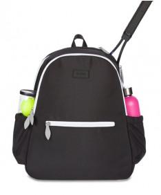 Ame & Lulu Courtside Backpack-Black CSTBBLK