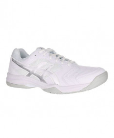 Asics Men's GEL Dedicate 6 Shoes White/Silver 1041A074.101