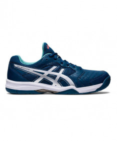 Asics Men's GEL Dedicate 6 Shoes Mako Blue/White 1041A074.404