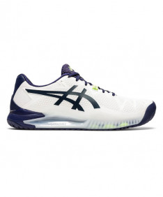 Asics Gel Resolution 8 Men's White/Peacoat 1041A079-102