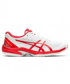 Asics Gel Court Speed FF Women's White/Fiery Red 1042A080-105