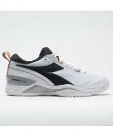 Diadora Speed Blushield 5 AG Women's White/Black 176941-C3433