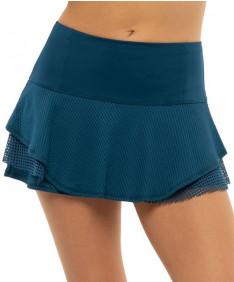 Lucky in Love Pretty In Ink Flip Skirt-Indigo CB544-402