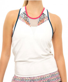 Lucky in Love Pretty in Ink Think Ink Tank-White CT770-G90110
