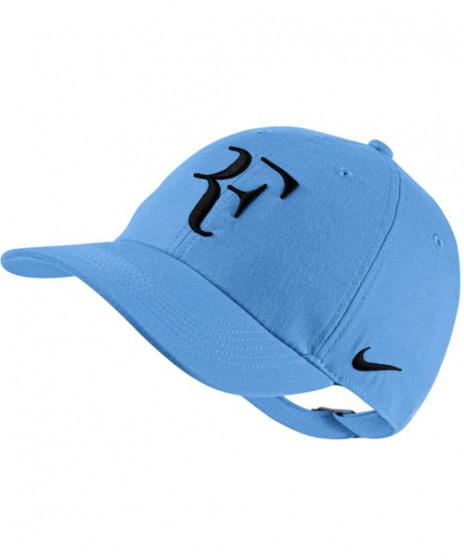 ee3f61e4f39e8 Nike RF Aerobill Roger Federer Cap University Blue AH6985-412