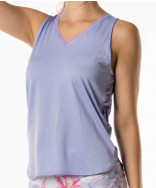 Lucky in Love Lilac It A Lot Incline Tank Lilac CT529-515