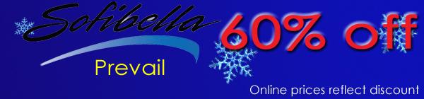 60% off Sofibella