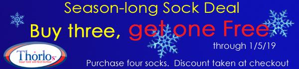 Thorlo Sock deal
