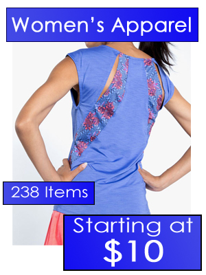 2018 Inventory Reduction Women's Apparel