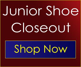 Junior Shoe Closeout