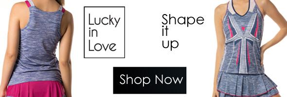 Lucky in Love Shape It Up