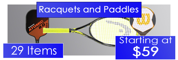 Inventory Reduction Racquet