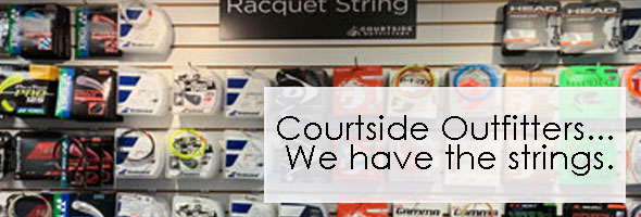 Courtside Outfitters Stringing Services